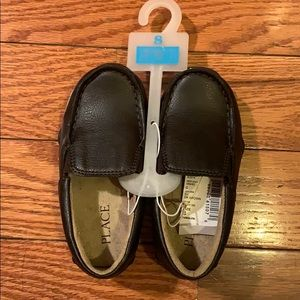 Brand new never worn toddler boys penny loafers